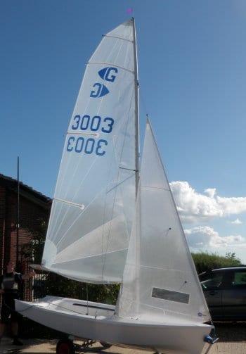 Graduate Sails Sail Register