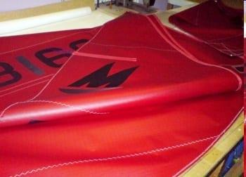 mirror dinghy sail by sail regiaster