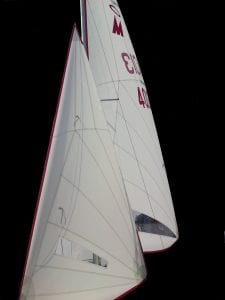 miracle dinghy sails